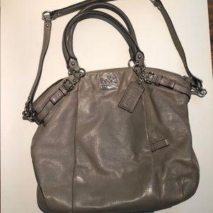 Coach Convertible Handbag